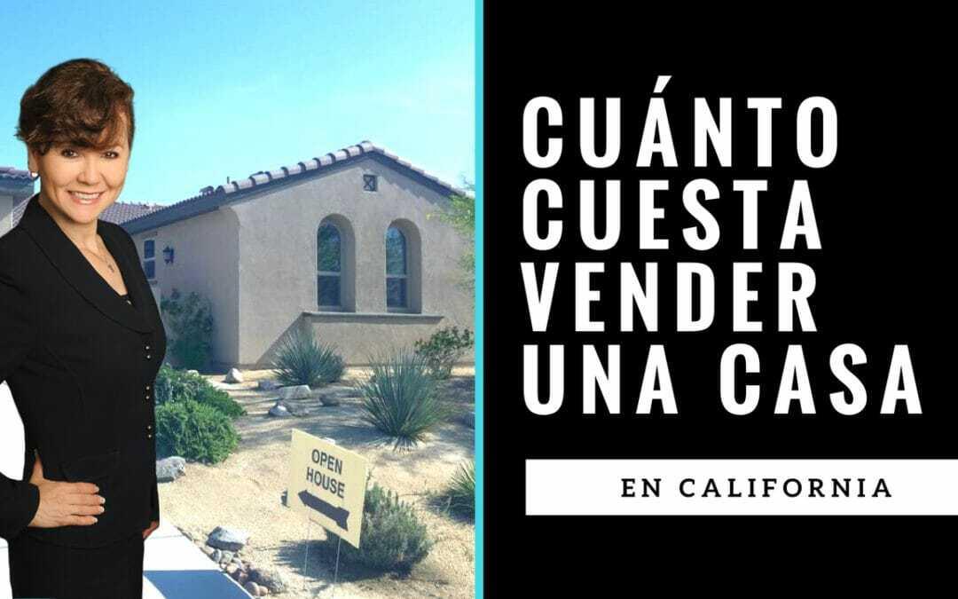 Cuánto cuesta vender una casa en Coachella Valley, California